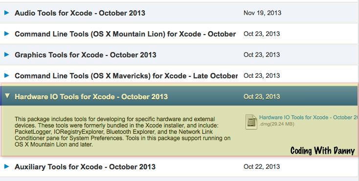 列舉Mac 下可用的串列埠(Serial Port) - 可丁丹尼@ 一路往前走2 0
