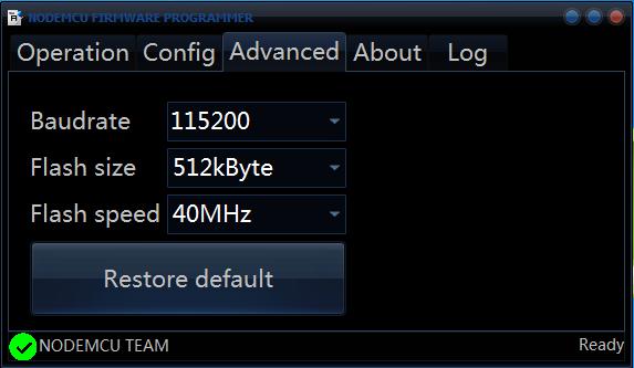 ESP8266 更新韌體使用Arduino當USB to Serial - 可丁丹尼@ 一路
